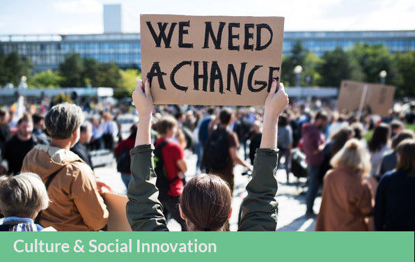 Culture and social progress for circularity and consumer empowerment