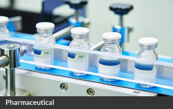 Pharmaceutical manufacturing operations with recyclable materials for zero waste