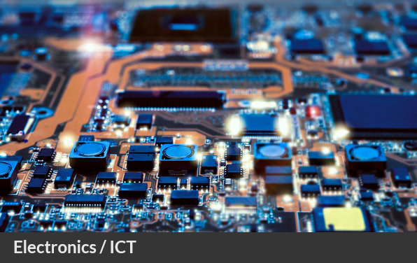 A Printed Circuit Board with rare earth materials for data exchange in reuse and recycling