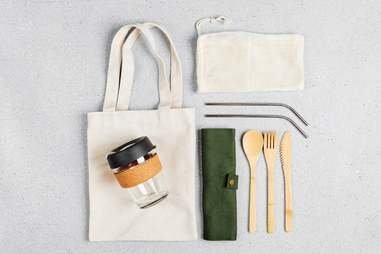 Reuse products for sustainability in reusable materials